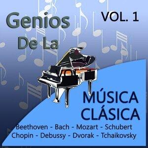Genios de la Música Clásica Volumen 1