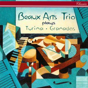 Turina: Piano Trios Nos. 1 & 2; Fantasía / Granados: Piano Trio