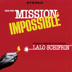 Music From Mission: Impossible - Original Television Soundtrack
