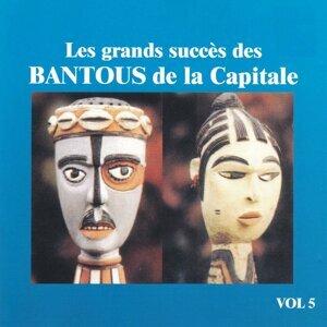 Les grands succès des Bantous de la Capitale, Vol. 5