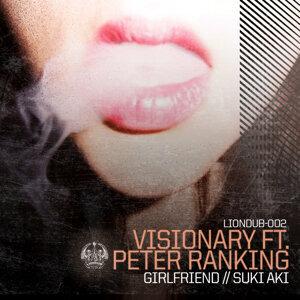 Girlfriend (feat. Peter Ranking)