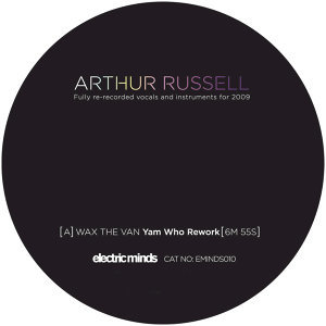 Arthur Russell Interpretation 2009