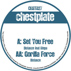 Set You Free / Gorilla Force