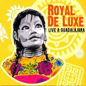Live à Guadalajara