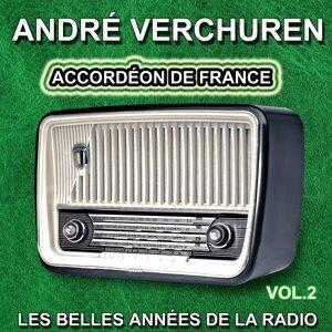 André Verchuren - Grands succès - Accordéon de France, vol. 2