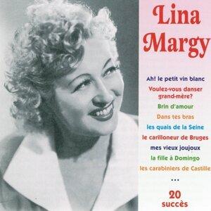 Lina Margy - 20 succès