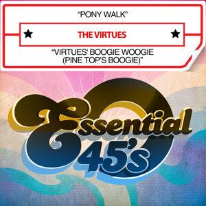 Pony Walk / Virtues' Boogie Woogie (Pine Top's Boogie) [Digital 45]