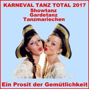 Karneval Tanz Total 2017 Showtanz Gardetanz Tanzmariechen
