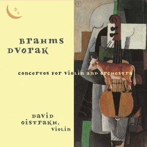 Brahms & Dvořák: Violin Concertos