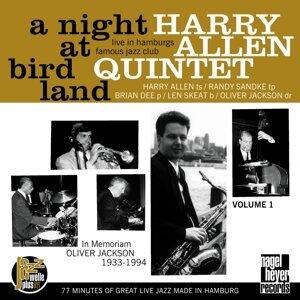 A Night at Birdland, Vol. 1 - Live