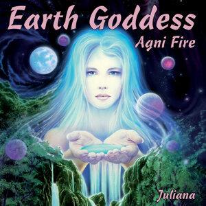 Earth Goddess - Agni Fire