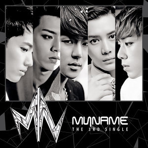 MYNAME 3rd Single Album