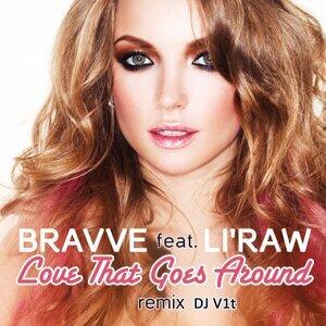 Love That Goes Around - DJ V1T Remix