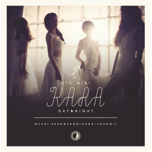 카라(KARA) 6th Mini Album [Day&Night]