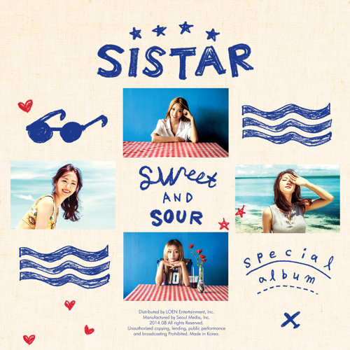 Special Album 'SWEET & SOUR'