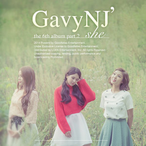Gavy NJ the 6th album part.2 'She'