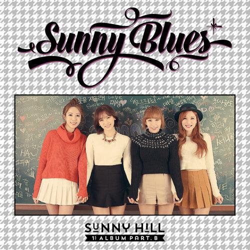 1st Album Part.B [Sunny Blues]