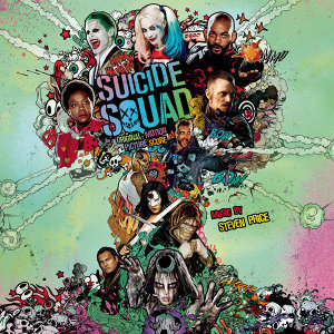 Suicide Squad (Original Motion Picture Score) (自殺突擊隊 電影原聲帶)