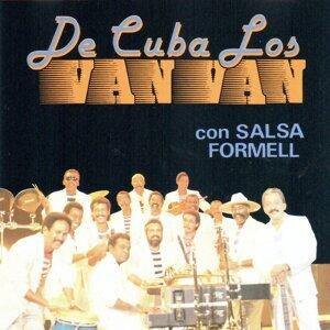De Cuba los Van Van Con Salsa Formell