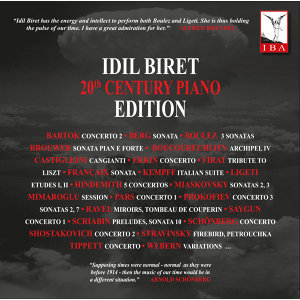 İdil Biret 20th Century Piano Edition