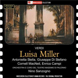 Verdi: Luisa Miller (Live)