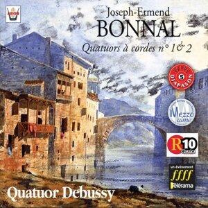 Bonnal : Quatuors à cordes No. 1 & 2