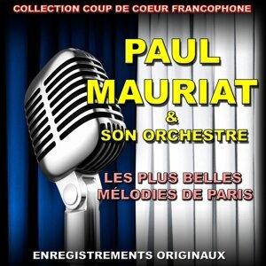 Paul Mauriat et son Orchestre - Les plus belles mélodies de Paris
