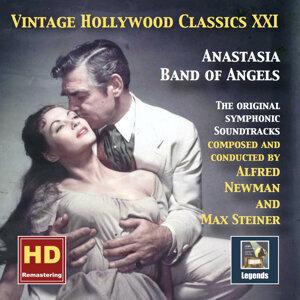 Vintage Hollywood Classics, Vol. 21: Anastasia & Band of Angels (Original Soundtracks Remastered 2016)
