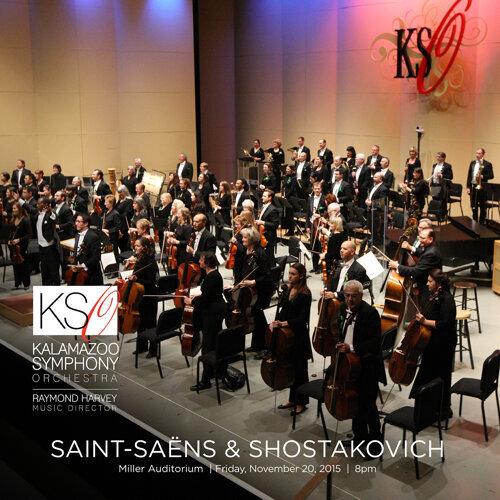 Saint-Saëns & Shostakovich (Live)