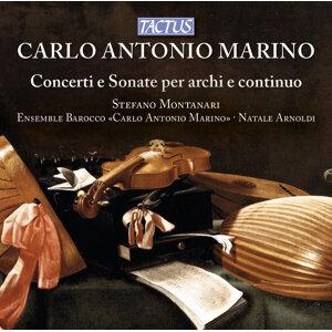 Marino: Concerti e sonate per archi e continuo