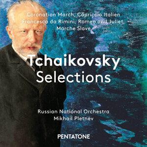 Tchaikovsky Selections