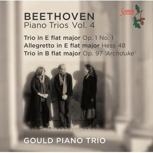 Beethoven: The Complete Piano Trios, Vol. 4