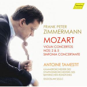 Mozart: Violin Concertos Nos. 2 & 5 and Sinfonia concertante