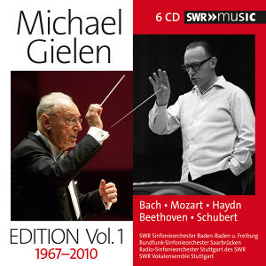 Michael Gielen Edition, Vol. 1 (1967-2010)