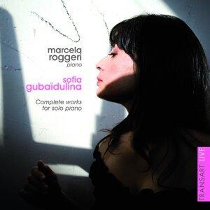 Sofia Gubaïdulina : Complete works for solo piano