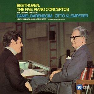 Beethoven: Piano Concertos Nos 1-5 & Choral Fantasy