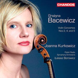 Bacewicz: Violin Concertos, Vol. 2