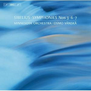 Sibelius: Symphonies Nos. 3, 6 & 7