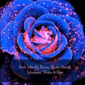 Bach, Handel, Boyce, Mulet, Purcell, Schumann, Widor & Elgar