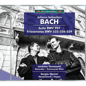 Bach: Suite in C Minor, BWV 997 & Trio Sonatas Nos. 1, 2 & 5