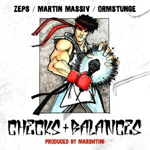 Checks & Balances (feat. Martin Massiv, Ormstunge & Marshtini)