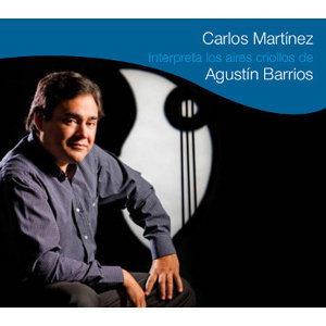 Carlos Martinez: Interpreta los aires criollos de Agustín Barrios