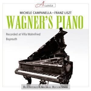 Liszt: Wagner's Piano