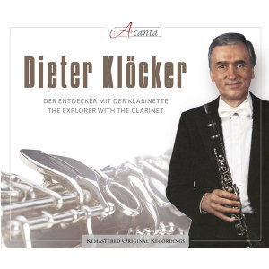 Dieter Klöcker: The Explorer with the Clarinet