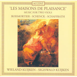 Boismortier, J.B.: Sonata, Op. 8, No. 3 / Schenck, J.: Sonata No. 8 / Schaffrath, C.: Duetto in D Minor