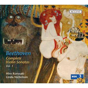 Beethoven: Complete Violin Sonatas, Vol. 1