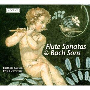 Bach Sons - Flute Sonatas