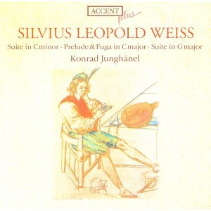 Weiss, S.L.: Suites in C Minor / G Minor / Prelude and Fugue in C Major
