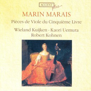 Marais, M.: Pieces De Viole, Book 5