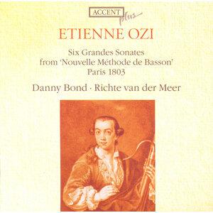 Ozi, E.: Bassoon Sonatas Nos. 1-6